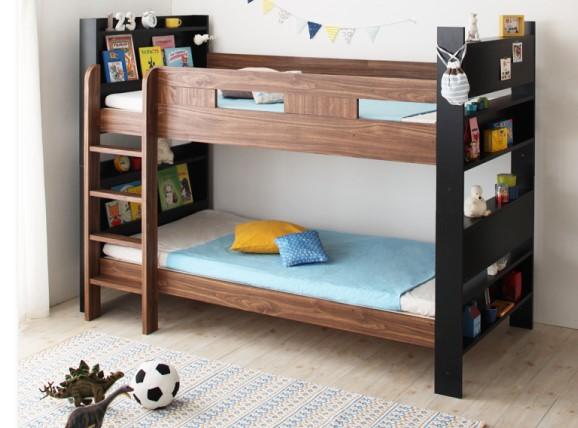 二段ベッド 収納棚 2