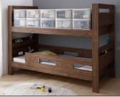 二段ベッド 収納スペース 上段収納