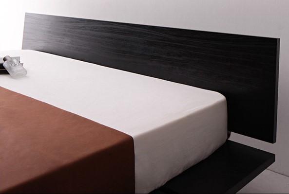 ベッド フレーム フラットヘッドボード4