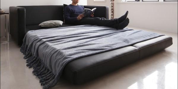 一人暮らし ソファベッド ベッド時