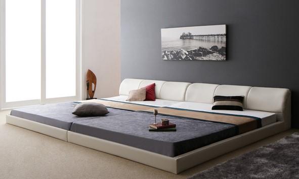 ベッド フレーム フロアベッド2