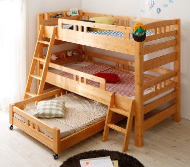 二段ベッド 三段 5